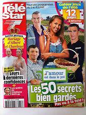 TELE STAR du 27/06/2011; Spécial Monaco, mariage d'Albert et Charlène