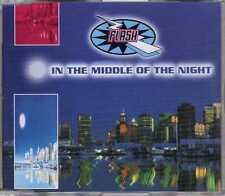 Flash - In The Middle Of The Night - CDM - 1995 - Eurodance Double AA