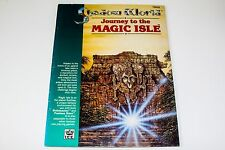 ROLEMASTER - SHADOW WORLD - JOURNEY TO THE MAGIC ISLE
