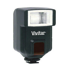 Vivitar VIDF183CA  I-TTL Flash for Canon SLR/DSLR Camera (Black)