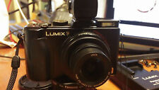 Panasonic LUMIX DMC-LX5 10.1 MP Digital Camera - Black