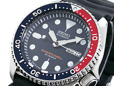 SEIKO Diver SKX009J1 Rubber Automatic Diver Watch Orologio 200m Japan Made