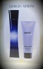 Giorgio ARMANI CODE FEMME Set 75 ml EDP + 75 ML Body Lotion