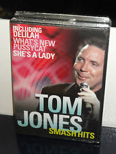 Tom Jones - Smash Hits (DVD) Delilah, What's New Pussycat, She's A Lady, NEW!
