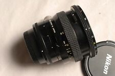 Nikon 28mm f4 Perspective Control (PC) Shift Lens
