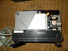 Vintage Guardsman Projector in Case with Plug Working Order