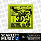 Ernie Ball Regular Slinky 10-46 Electric Guitar Strings *BRAND NEW*