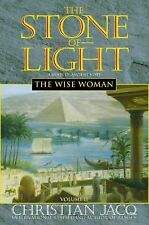 The Wise Woman (The Stone of Light, Vol. 2) Jacq, Christian Books-Acceptable Con
