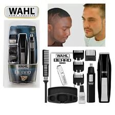 Wahl 5537-1801 Cordless Battery Operated Beard Trimmer Ear/Nose/Brow Trim 2012 f