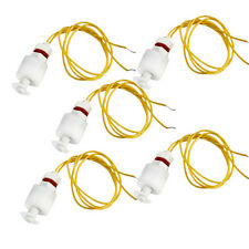 5 X Tank Pool Fish Liquid Water Level Control Sensor Horizontal Float Switch US