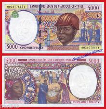 CENTRAL AFRICAN STATES GABON 2000 Francs 2000 L Pick  404Lf   SC / UNC