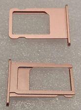 Sim Karten Halter Tray Adapter Schlitten Holder Slot Pink für iPhone 6s+ 5.5