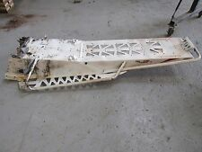 EB222 2012 12 ARCTIC CAT M1100 TURBO 162 TUNNEL FRAME CHASSIS