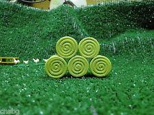 NEW! Ertl 1/64  round hay bales ( 5 )