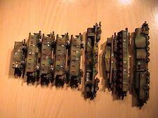 Wehrmacht Zug in Tarnfarben Camo Lok Waggons DR Militär