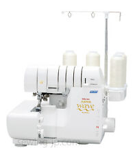 [NEW] babylock Jet Air Wave Stitch 4-thread Serger Over lock Machine BLE3ATW-2