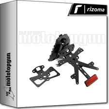 PT715B RIZOMA KIT PORTA-TARGA FOX NERO BMW S-1000 XR 2015 2016
