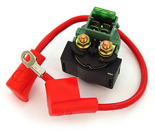 80's Honda's Starter Solenoid With Fuse & Wire CB650/750/900 VF700/750 GL1000