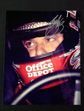 Tony Stewart Autographed Signed 8x10 picture
