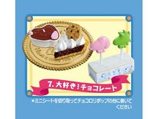 March New ~~~Re-ment Snoopy's Cake Shop sweet cake - No.7