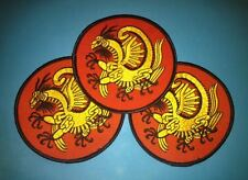3 Lot Shotokan Dragon Karate Do MMA Martial Arts Uniform Gi Patches Crests 301