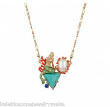 Les nereides- Mermaid necklace -Australian shop