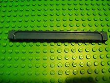 LEGO BLUE  1 X 14 THICK BRICK DOOR RAIL GROOVE PART