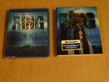 The Ring (2002 Blu-ray Disc) W/ Lenticular Slipcover OOP BRAND NEW OUT OF PRINT