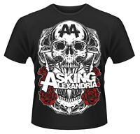 Asking Alexandria 'Black Shadow' T-Shirt - NEW & OFFICIAL!