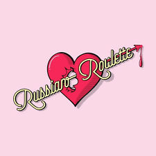 RED VELVET-[RUSSIAN ROULETTE] 3rd Mini Album CD+Photo Book+Card K-POP Sealed