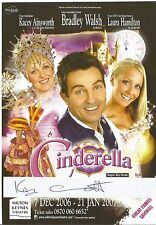 Genuine Hand Signed Autographed Theatre leaflet - Kacey Ainsworth