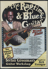 The Ragtime & Blues Guitar of Blind Blake Tuition 2 DVD Set Learn How To Play