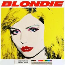 Blondie 4(0)-Ever: G.H. Dlx / Ghosts Of Download - Blondie (2014, CD NIEUW)
