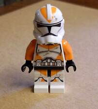 Lego Star Wars 212th Battalion Clone Trooper Figur ( 75036 ) orange weiss Neu