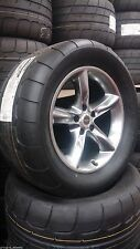 Toyo Proxes TQ Drag 345-40-17 Tire Dodge Challenger Viper ( 2 Tires & Wheels )