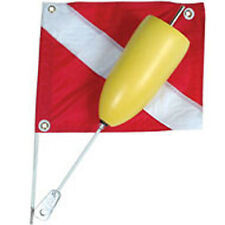 Torpedo Foam Dive Float with 14x18 Dive Flag