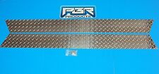 "Jeep TJ Wrangler 5"" Diamond Plate Rocker Guards  Panels 1997 thru 2006 buy now"
