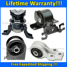 1032 Motor & Trans Mount Set for 05-12 Ford Escape/ 08-11 Mazda Tribute, 3.0L