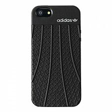 Official Adidas Superstar TPU Rubber Case for Apple iPhone 5 / 5S / SE - Black