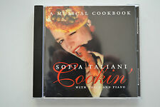 A Musical Cookbook - Cookin' with voice and piano - Sofia Taliani - CD