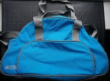 Active Old Navy Duffel Bag w/shoulder Strap Light Blue Women's Gym Bag, Pockets