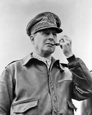 World War II General DOUGLAS MACARTHUR Glossy 8x10 Photo Military Print Poster