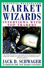Market Wizards: Interviews with Top Traders, Jack D. Schwager, Good Condition, B