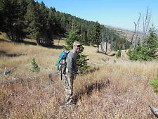 HUNTING & MEAT Pack with custom meat or cargo sling  designed for hunters