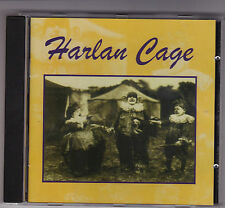Harlan Cage - Harlan Cage - CD (19965 MTM Germany)