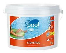 5 kg Cloro choc granulare trattamento iniziale per disinfezione acqua piscina