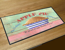 Martin Wiscombe Delicious Apple Pie bar runner home bar counter mat