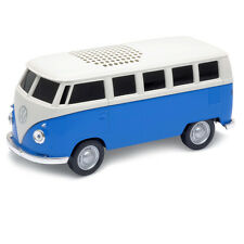 Official VW Camper Van Bluetooth Wireless Music Speaker - Blue