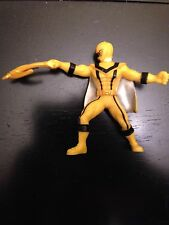 "Power Rangers Mystic Force Adventure Set YELLOW RANGER 3"" Figure Bandai 2006"