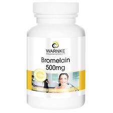 Warnke Bromelain 500mg (23.44 €/100g) 100 Tabletten